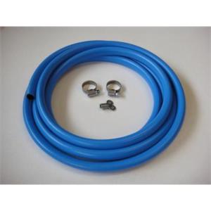 03-1001 Vulslangset PVC blauw 3,5m ongemonteerd Ponnoplastic