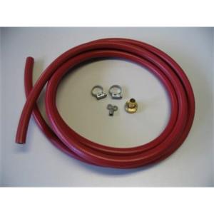 "03-1010 Vulslangset rubber zalmrood 3/4"" 5m Ponnoplastic"