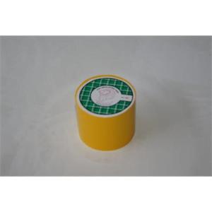 090601513 Isolatietape PVC 50mm geel rol a 10m. Unimark Office