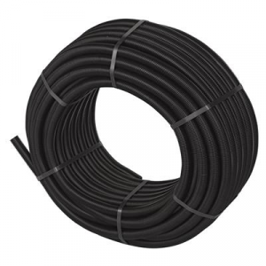 1012869 Rol a 50m. Mantelbuis 25x2,25mm NW29 zwart Uponor