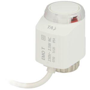 1833-00.500 Thermische aandrijving EMO T NC 230V incl. 1m. kabel TA