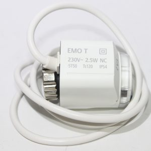 1837-00.500 Thermische aandrijving EMO T NO 230V incl. 1m. kabel TA