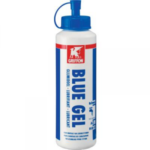 6305316 Glijmiddel Blue Gel knijpfles a250gr. Bison