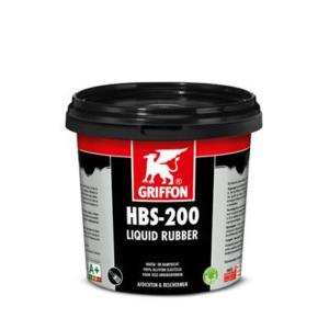 6308867 Vloeibaar rubber HBS-200 emmer a 5 ltr. Bison