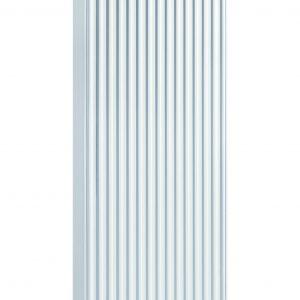 Henrad Alto Paneelradiator verticaal 2200-22-400 1848W 0274222204