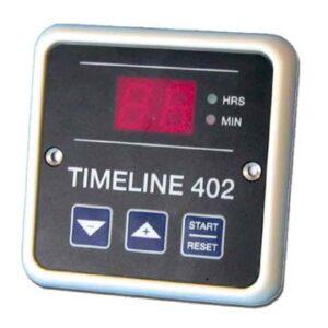 TIMELINE 402 Elektronische overwerktimer inbouw Johnson Controls